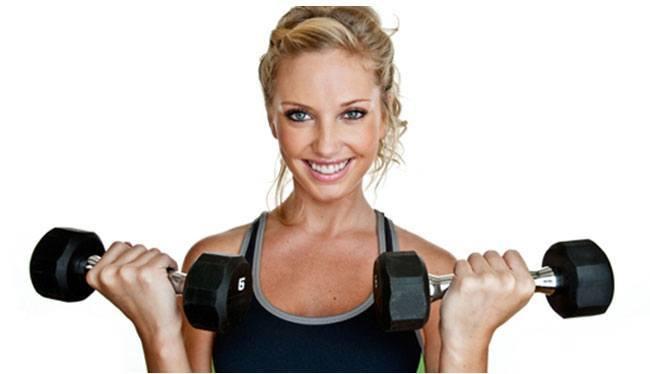 Start Weight Training