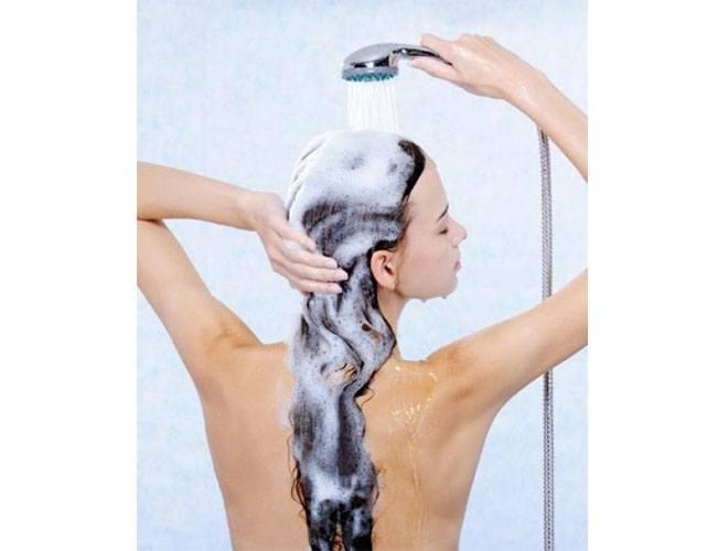 Stop excessive shampoo