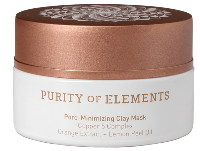 Talk of Pore-Minimising Clay Mask