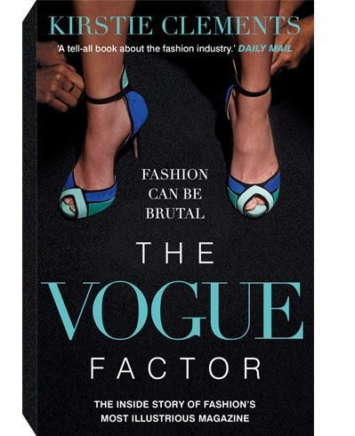 The Vogue Factor By Kirstie Clements