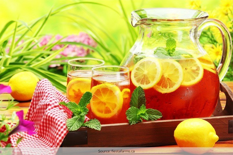 Thirst-Quenching Iced Tea Recipes