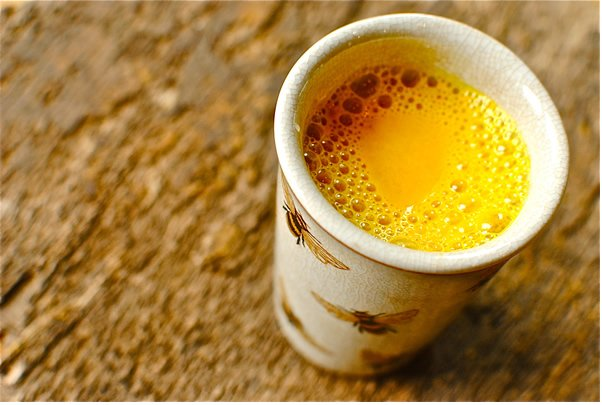 Turmeric Tea Recipe Almond Milk