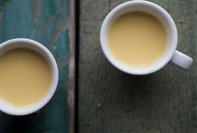 Польза для здоровья куркумы молоком