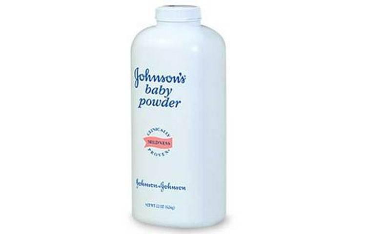Uses Baby Powder