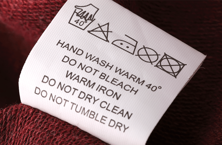 Wash care rules will simply make your outfits easy