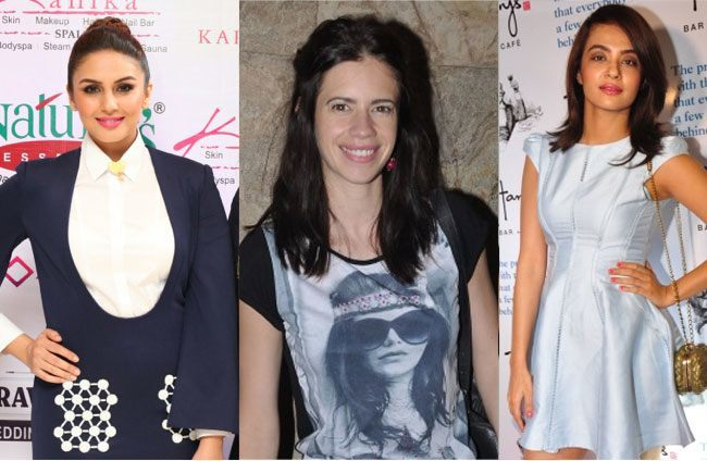 Who Looked Better Kalki Koechlin, Huma Qureshi or Surveen Chawla