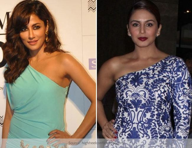 Who wore it better- Chitrangada Singh or Huma Qureshi