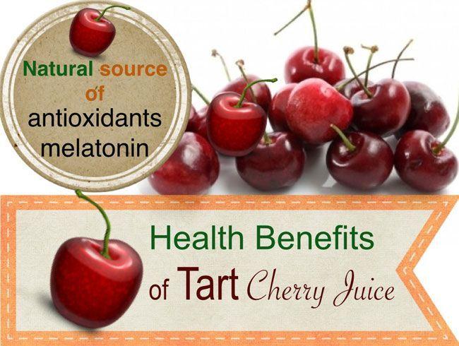 cherry fruit benefits