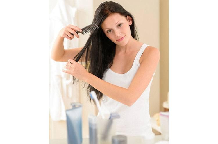 Precautions of using Dry shampoo