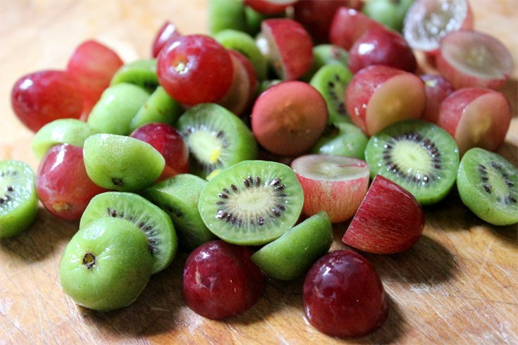 Kiwi and Grapes Pack