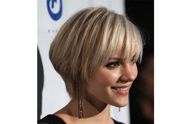 Earrings Bassed on Hair cut
