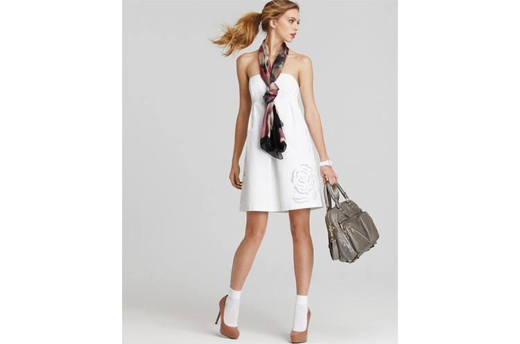 strapless dress styles