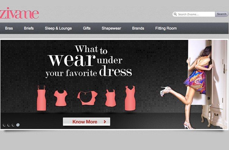 Zivame Online Lingerie Brands