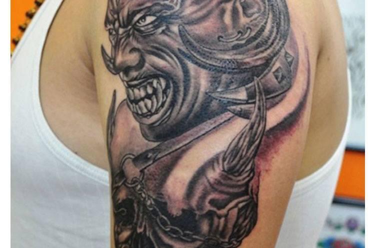 10 best tattoo artists in delhi for Good tattoo parlors near me