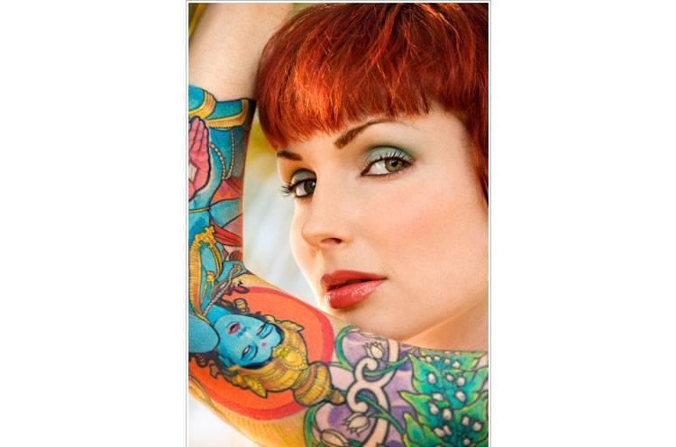 Beautiful Religious Tattoo Designs