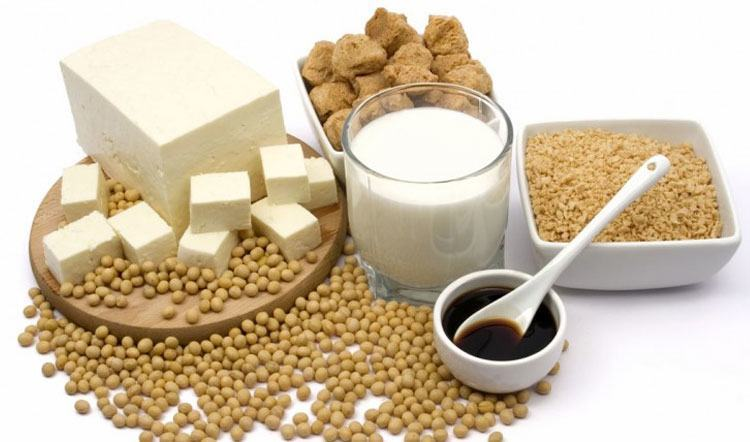 Benefits of Soy for skin