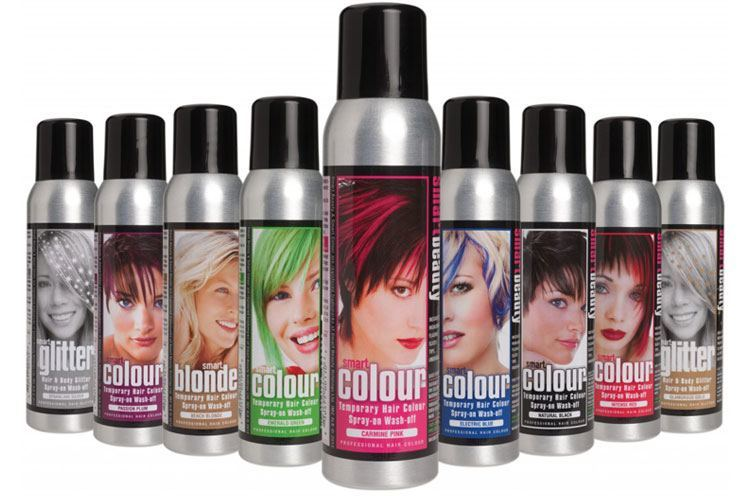 Best Hair Colour Sprays