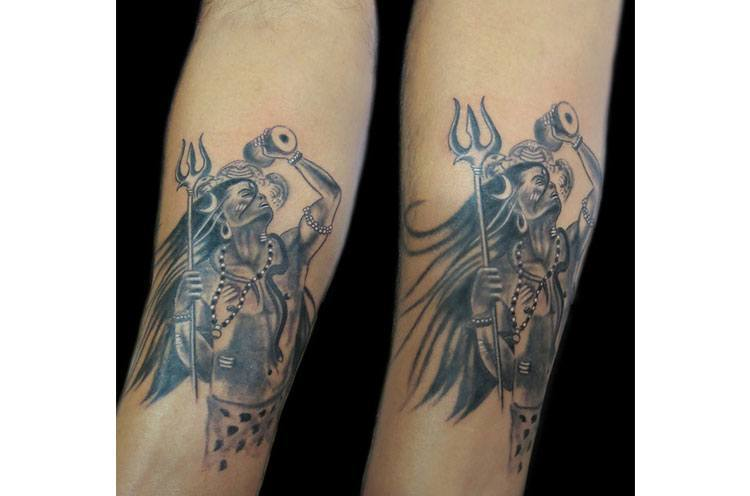 Best Skin Tattoos Artists in Delhi