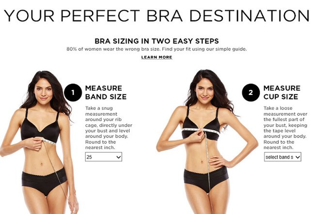 Bra Measurement