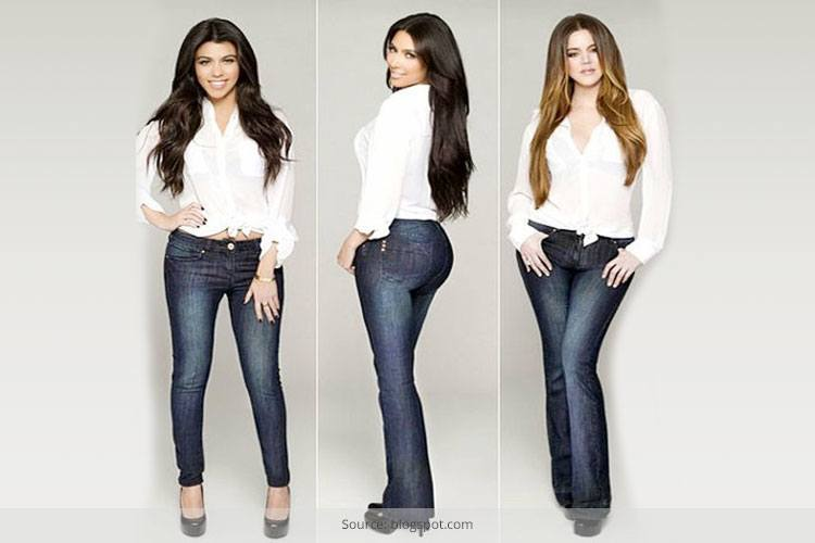 Denim styles For The Curvy Woman