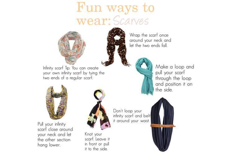 Designer Scarves for Womens