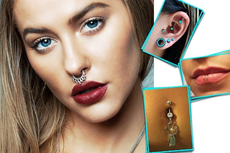 Different Body Piercings you need to Know