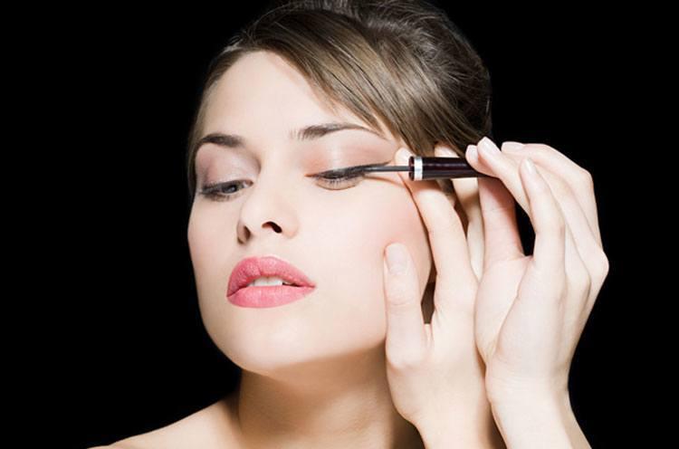 Eyeliner Mishaps