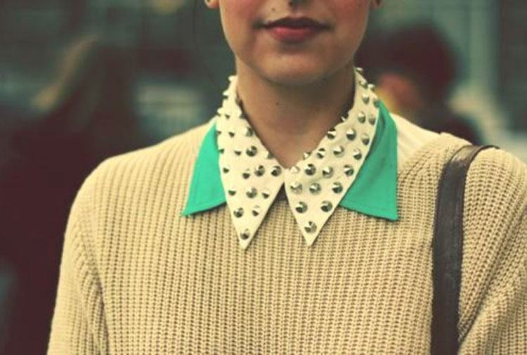Flat Collar Styles for Women