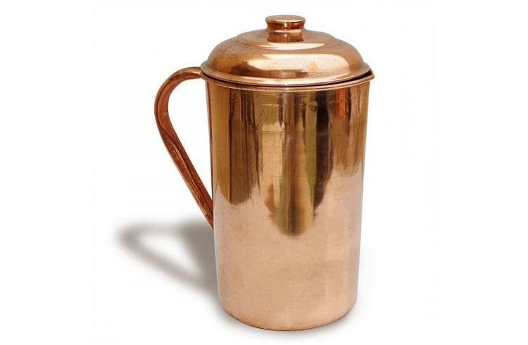 Health Benefits of Drinking Water from a Copper Vessel