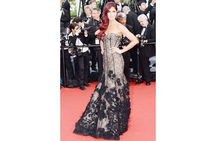 Katrina Kaif at Opening Ceremony and 'La Tete Haute' Premiere - The 68th Annual Cannes Film Festival