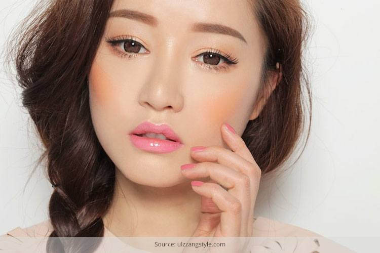 Natural Korean Eye Makeup