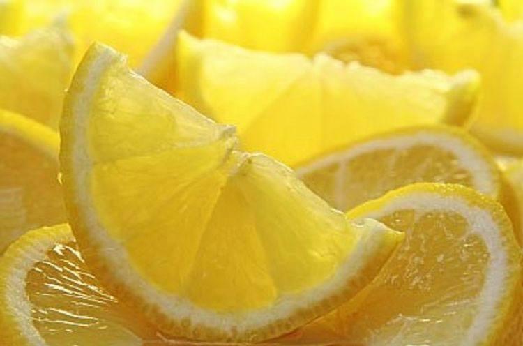 Lemon Mask for Dull Skin