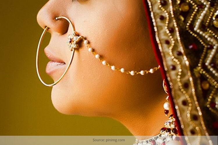 Nose Rings of-Different Regions