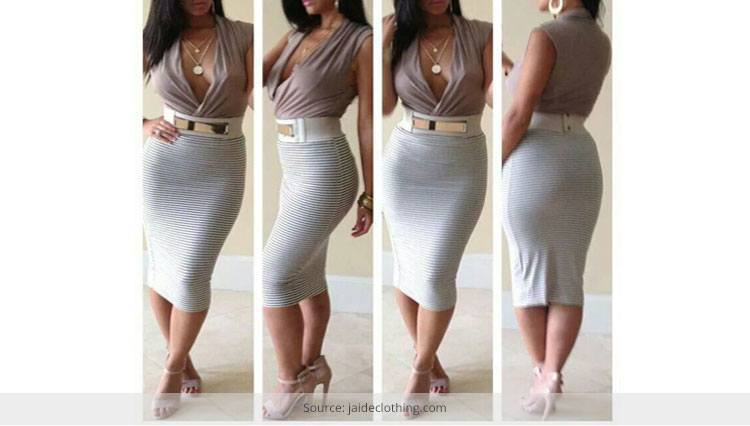 Pencil-Skirts for body type