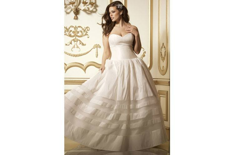 Plus Size Wedding Dress Styles