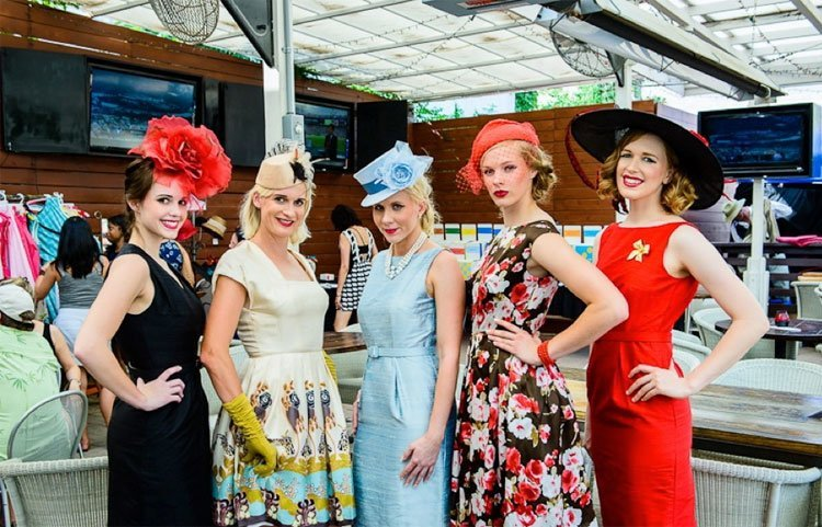 Racecourse Fashion Dresses