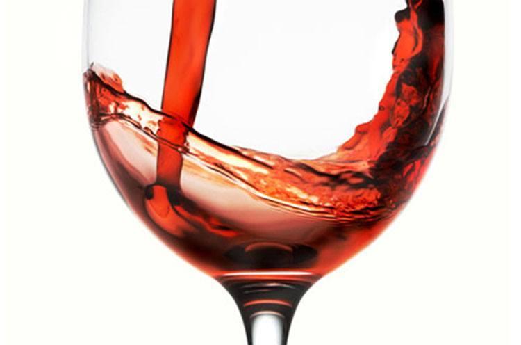 Red wine facials