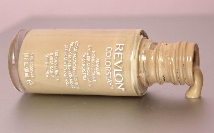 Revlon Colorstay Foundation for Oily Skin