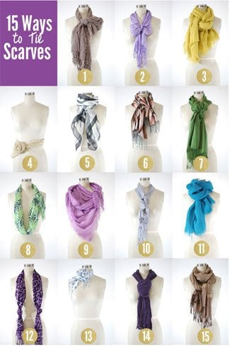 Scarfs To The Rescue