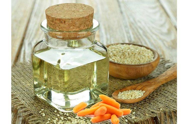 Sesame Oil and Carrot