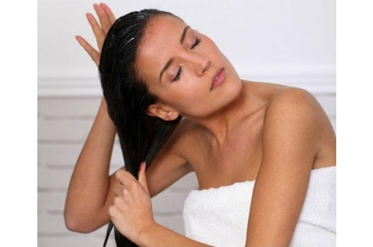 Sesame oil for hair care