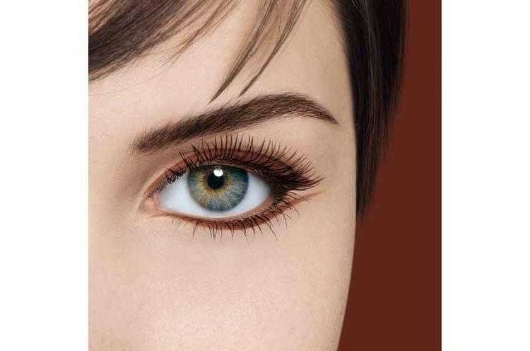 Stark Black Eyeliner Mishaps