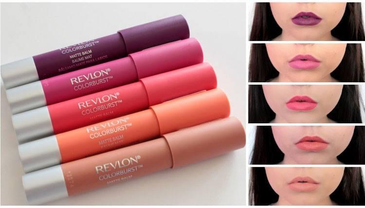Summer Revlon Matte Lipsticks