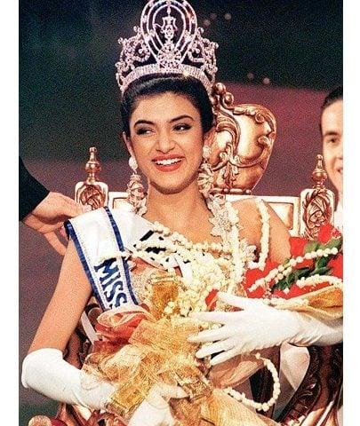 Sushmita Sen Indian Miss Universe