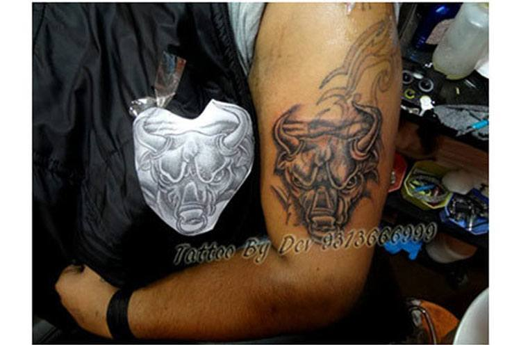 Tattoos by Dev in Delhi