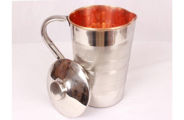 The Healing Properties of Water Stored in Copper