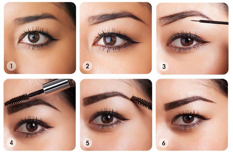 Tips for Thicker Eyebrows