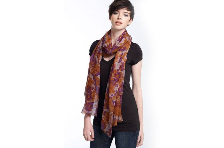 Womens Neck Scarves
