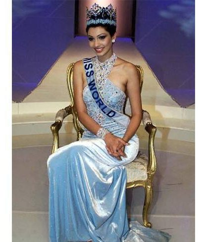Yukta Mookhey India's Beauty Queens