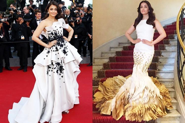 Aishwarya Rai at Cannes 2015